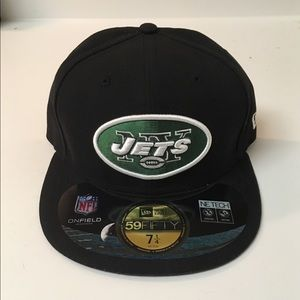 New York Jets New Era Cap NFL Sz 7 1/4